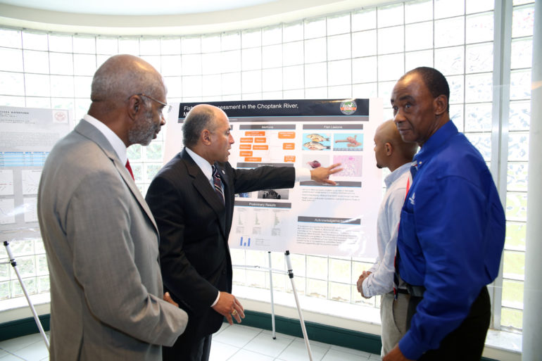 FAMU Leads Multi-Million Dollar Consortium on Coastal and Marine Ecosystems